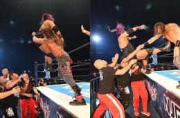 Evil Sanada Wrestle Kingdom 12