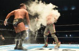 Will Ospreay Wrestle Kingdom 12