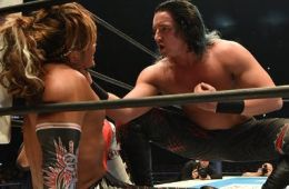 Hiroshi Tanahashi Wrestle Kingdom 12