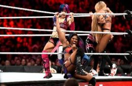 Estadisticas del Royal Rumble femenino