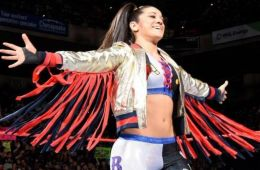 Bayley posible heel turn