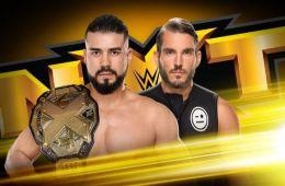 Previa NXT 21 de febrero