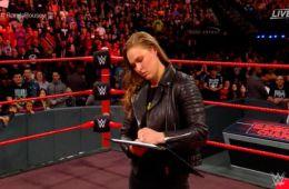 Ronda Rousey WWE Primera imagen de Ronda Rousey en la película Mile 22