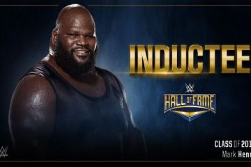 Mark Henry Hall of Fame