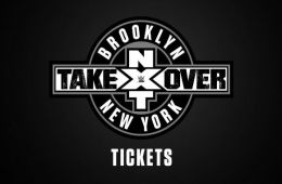 Title Match revelado para WWE NXT Takeover Brooklyn IV