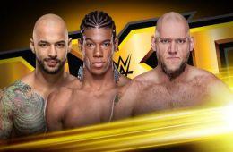 NXT 23 mayo