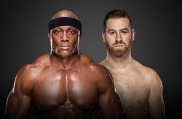 Lashely vs Zayn WWE Money in the Bank