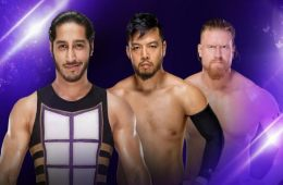 WWE 205 live show