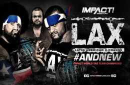 Audiencia Impact Wrestling