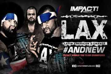 Audiencia Impact Wrestling