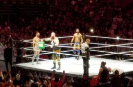 WWE RAW Anaheim