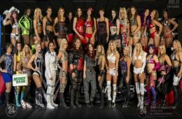 WWE Mujeres
