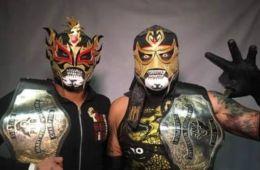 Pentagon y Fenix cerca de WWE