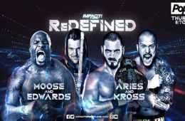 """Resultados de Impact Wrestling """"Redefined"""" del 30 de Agosto"""