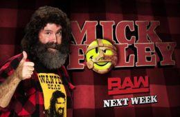 Mick Foley RAW