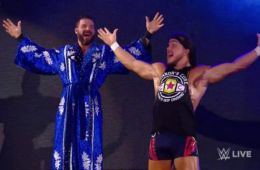 Bobby Roode y Chad Gable