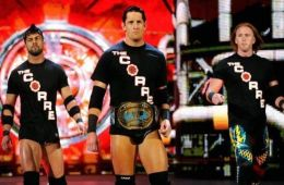 5 Stables WWE