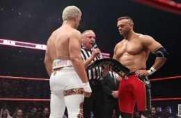 ¿Por qué Cody Rhodes perdio el NWA World Heavyweight Title?