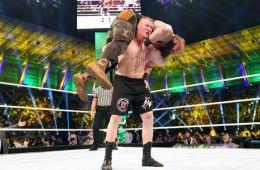 Revelado el motivo de la superioridad de Brock Lesnar sobre Braun Strowman