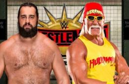 Hulk Hogan vs Rusev