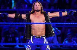 Próximo rival de AJ Styles