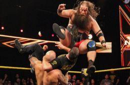 NXT 9 de enero