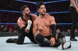 WWE 205 Live 9 de enero