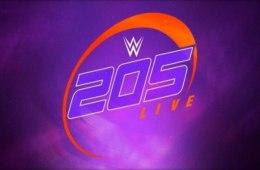 resultados de WWE 205 Live