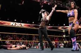 Resultados de WWE NXT de 30 de mayo