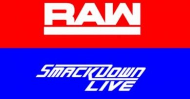 Rating WWE RAW y SmackDown Agosto