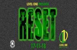 Triple W presenta nuevo espectáculo de Level One Reset