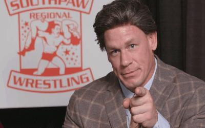southpaw regional wrestling WWE Noticias
