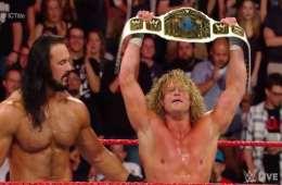 Actualización del contrato de Dolph Ziggler con WWE
