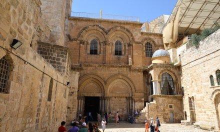 Israel in Photos:  Jerusalem and Masada
