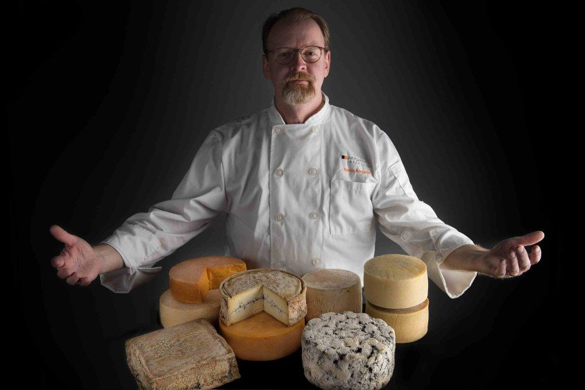 Pangaea Takes Cheese Making to New Heights