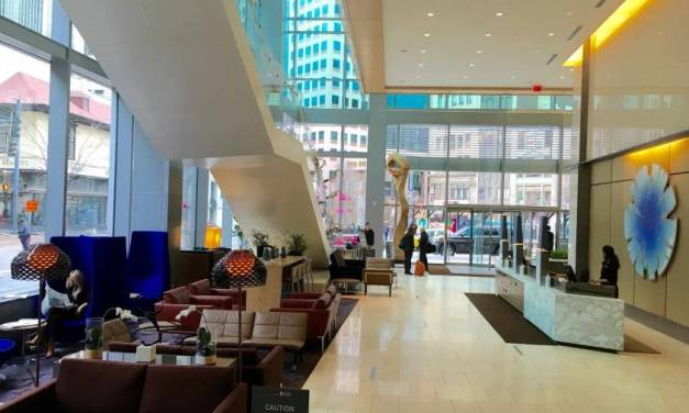Review: Fairmont Pittsburgh A Gem in The Heart of the City