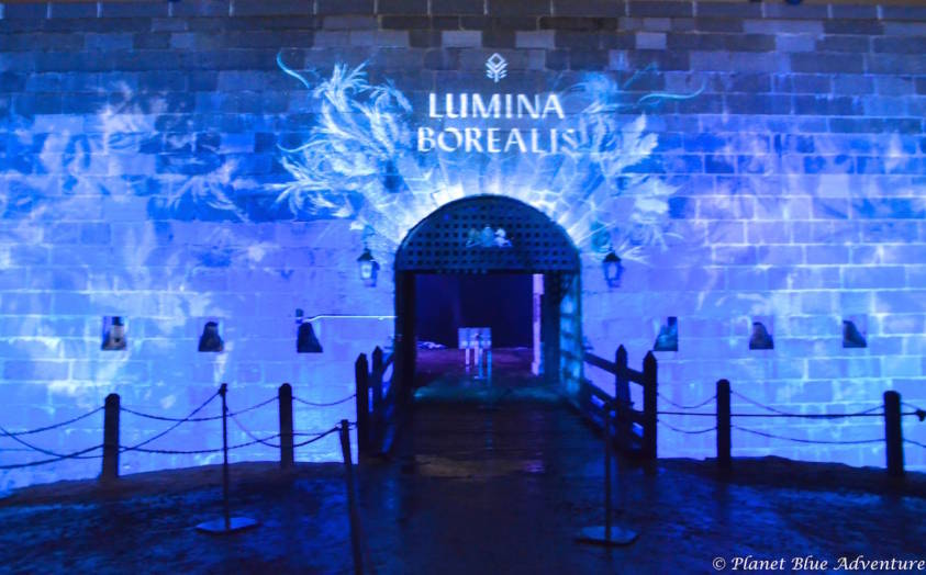 Escape to Lumina Borealis for Some Winter Magic