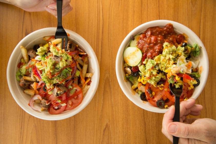 Get Your Tastebuds Ready for Build-A-Bowl