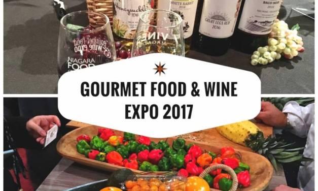 Gourmet Food & Wine Expo 2017