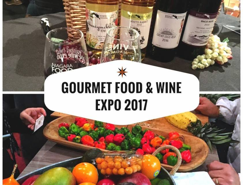 Gourmet Food & Wine Expo 2017