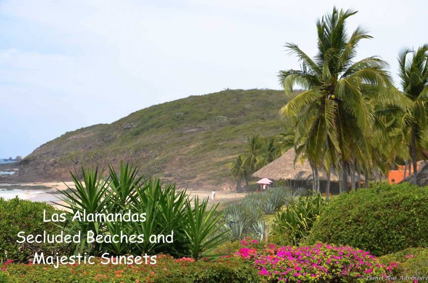 Mexico's Luxurious Pacific Hideaway – Las Alamandas