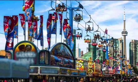 In Photos: Canadian National Exhibition (CNE) a Canadian Tradition