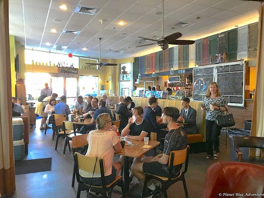 Arlington Virginia Bayou Bakery