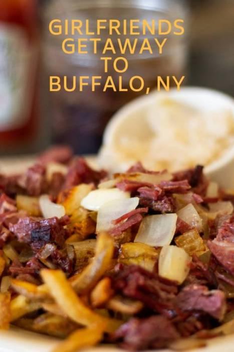 Buffalo Pinterest Girlfriends Getaway