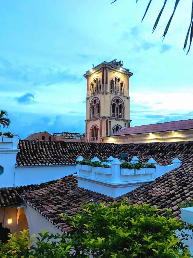 Casa San Agustin Rooftop views