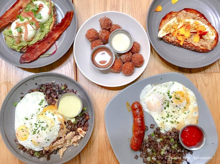 The Scott Resort Breakfast Offerings