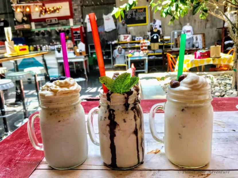 Summer in Phoenix The Duce milkshakes
