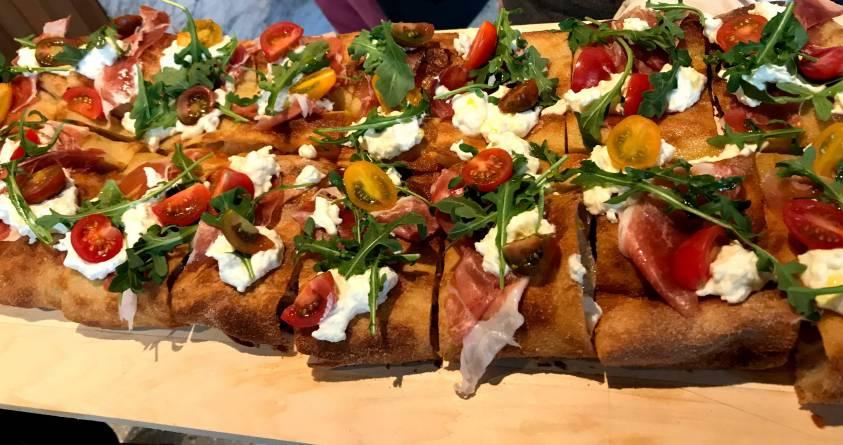 Eataly Toronto Pizza alla Pala