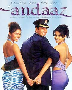 Image result for andaaz poster