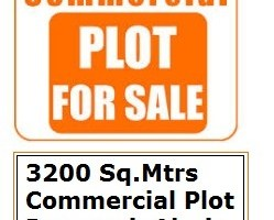 Commercial Plot For sale in Durunmi, Abuja. (Distressed SALE!!: 3200 Sq.Mtrs Multi-Purpose)